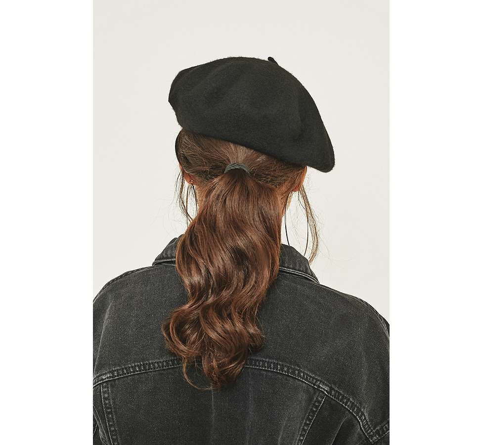 Slide View: 2: Wool Beret