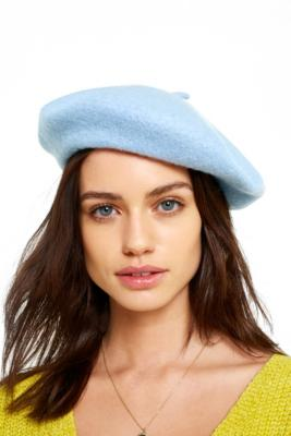 Urban Outfitters - Wool Beret, Blue
