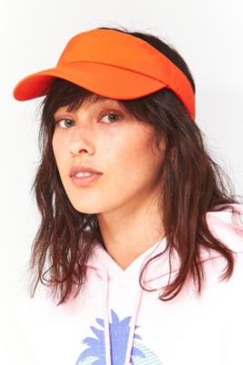 Nylon Visor - Womens ALL