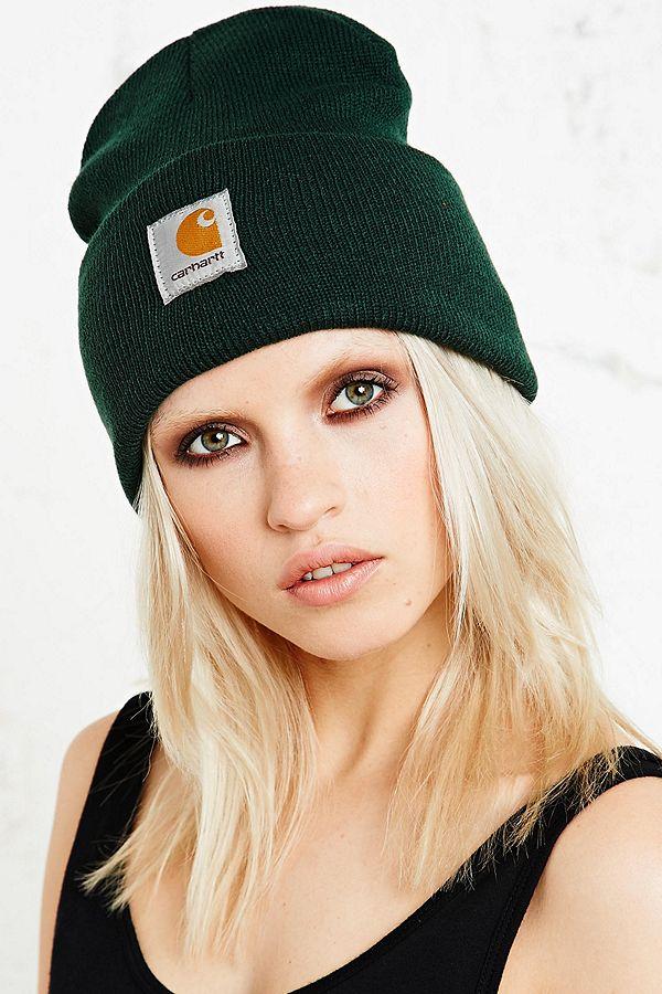 Carhartt Watch Beanie Hat in Forest Green  fa15ff3a9db