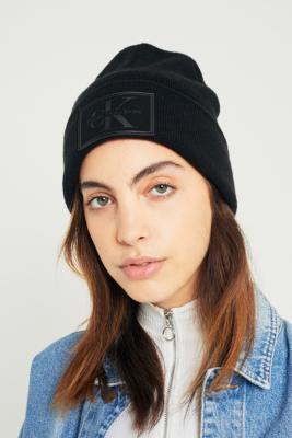 Calvin Klein Jeans Re-Issue Beanie – Womens ALL