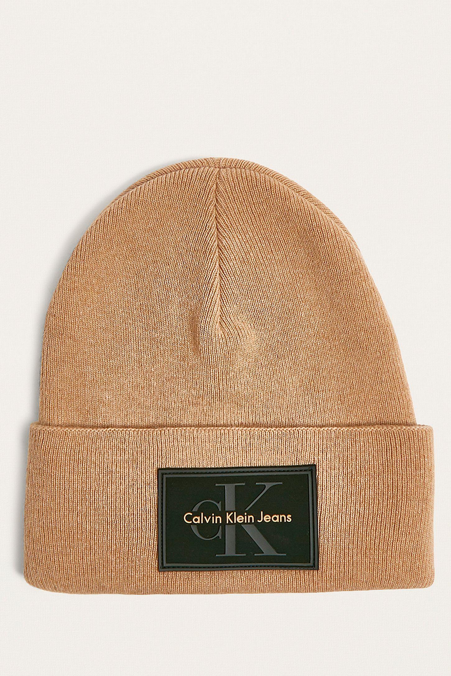 Calvin Klein Jeans Re-Issue Beanie  7bd2506d1a