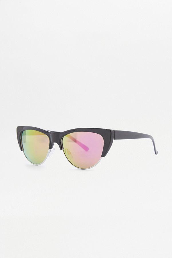 83e75f272db462 best lunettes de soleil il de chat dcoupes futuristes with oeil futuriste