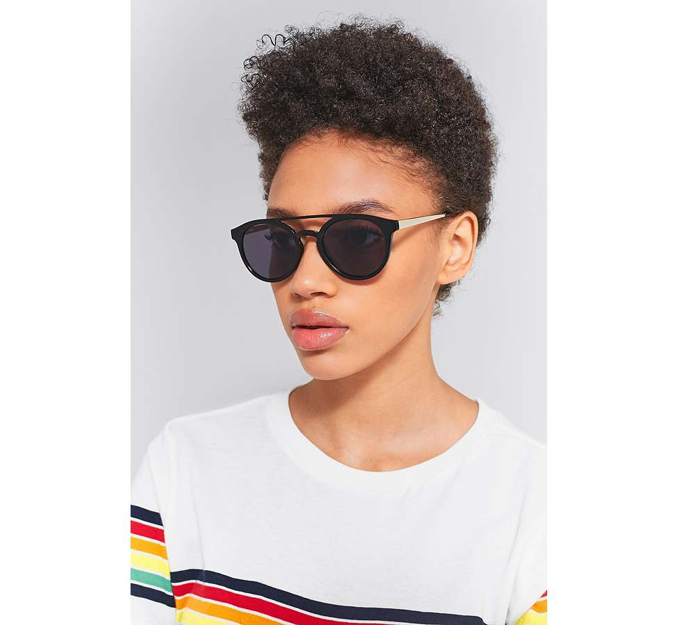 Slide View: 2: Brow Bar Sunglasses