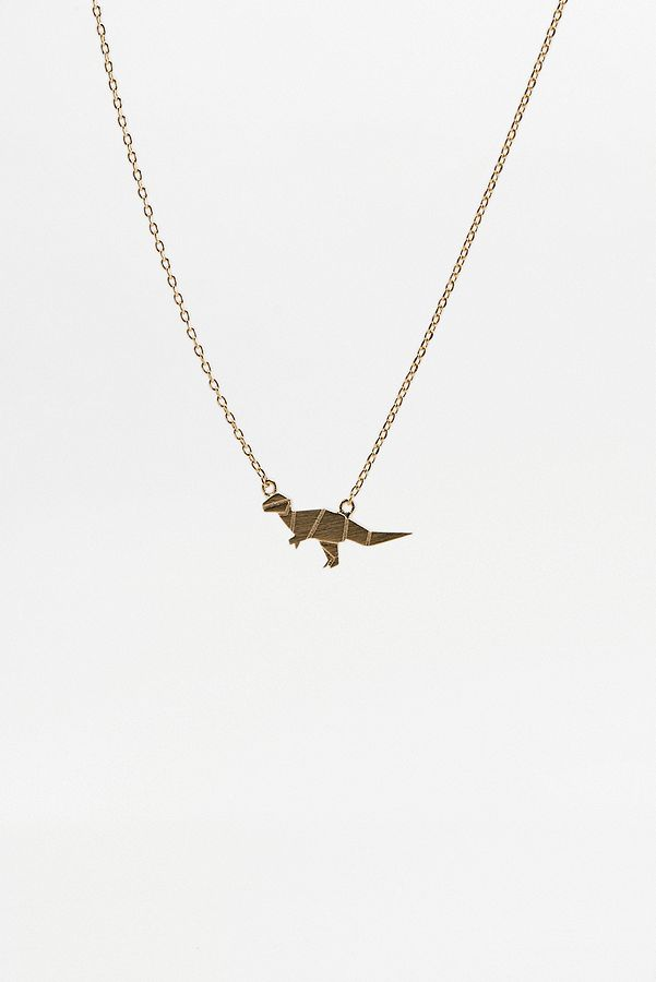 pendant original sterling stegosaurus or product silver dinosaur necklace hurleyburley gold