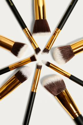 """Image of bh cosmetics - 10-teiliges Pinselset """"Sculpt and Blend"""" - Damen A4040"""
