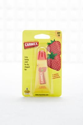 Carmex Strawberry Lip Balm Tube - Womens ALL online kopen