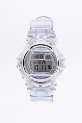 Casio BabyG BG169R6ER Translucent Baby Blue Watch Blue