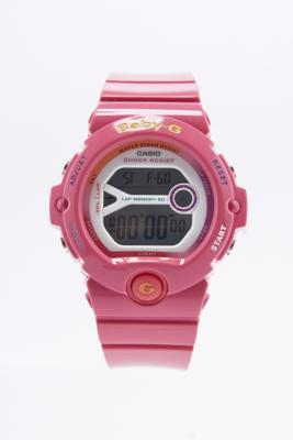 Casio BabyG BG69034B Hot Pink Watch Pink