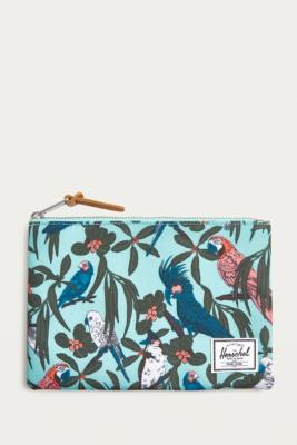 Herschel Supply Co. Field Green Parlour Pouch – Womens ALL