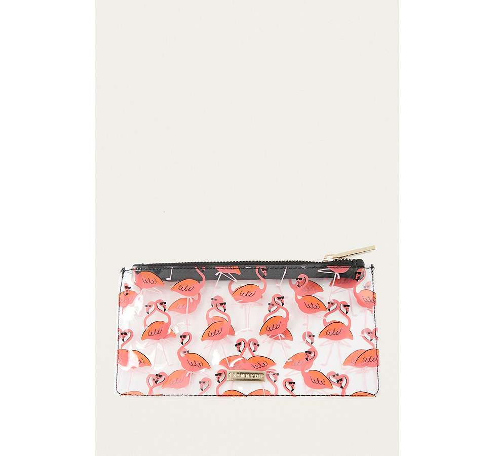 Slide View: 3: Skinnydip Flamingo Wallet