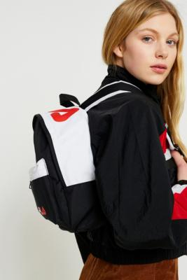 Urban Outfitters - UO X FILA Street Small Backpack, Black