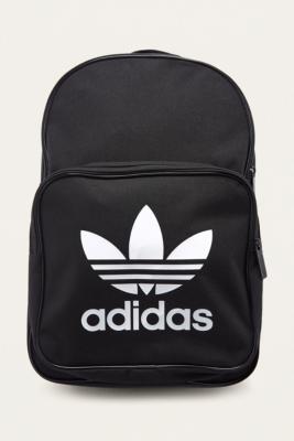 adidas Originals Classic Trefoil Black Backpack Black