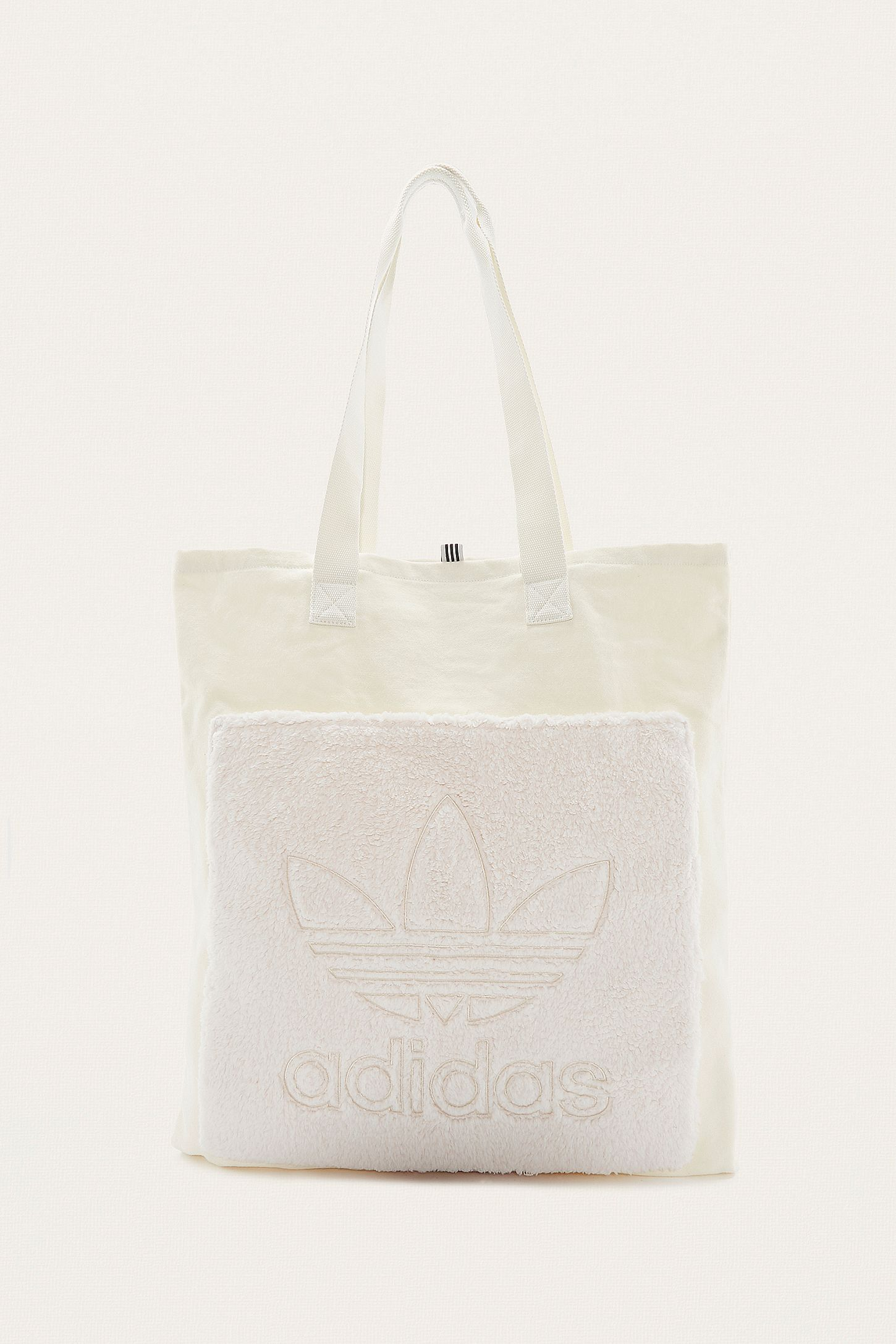 c7c274f9d8c adidas Originals Trefoil Canvas Tote Bag. Click on image to zoom. Hover to  zoom. Double Tap to Zoom