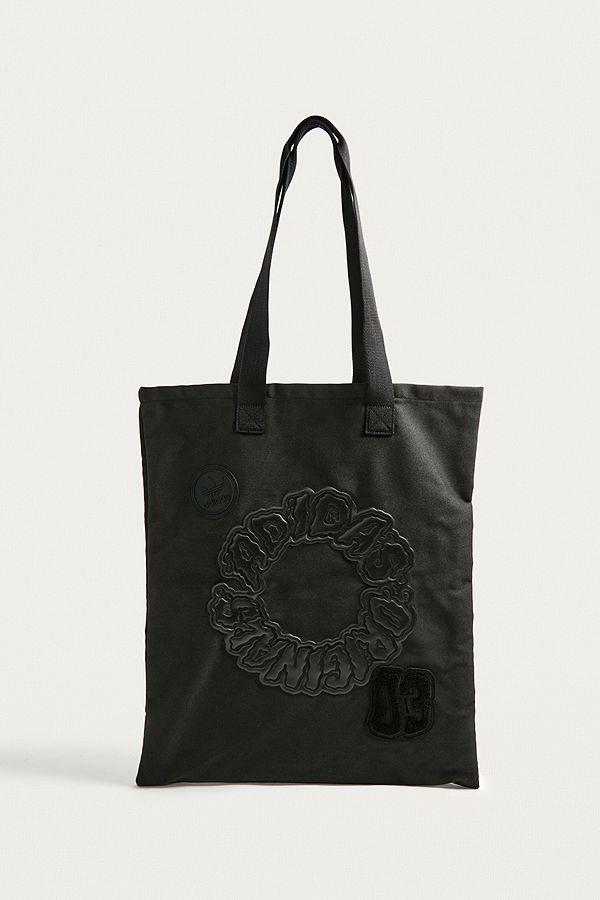 f75f98490b4 adidas Originals Badges Extra Large Shopper Tote Bag   Urban ...