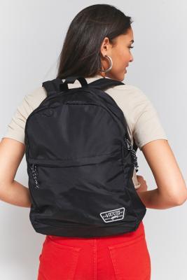 Vans - Vans Pep Squad Black Backpack, Black
