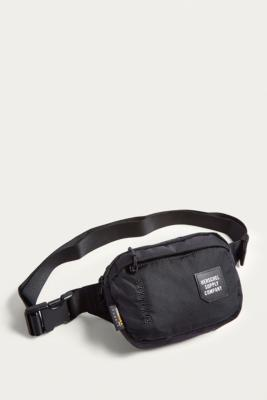 Herschel Supply Co. Tour Black Bum Bag – Womens ALL