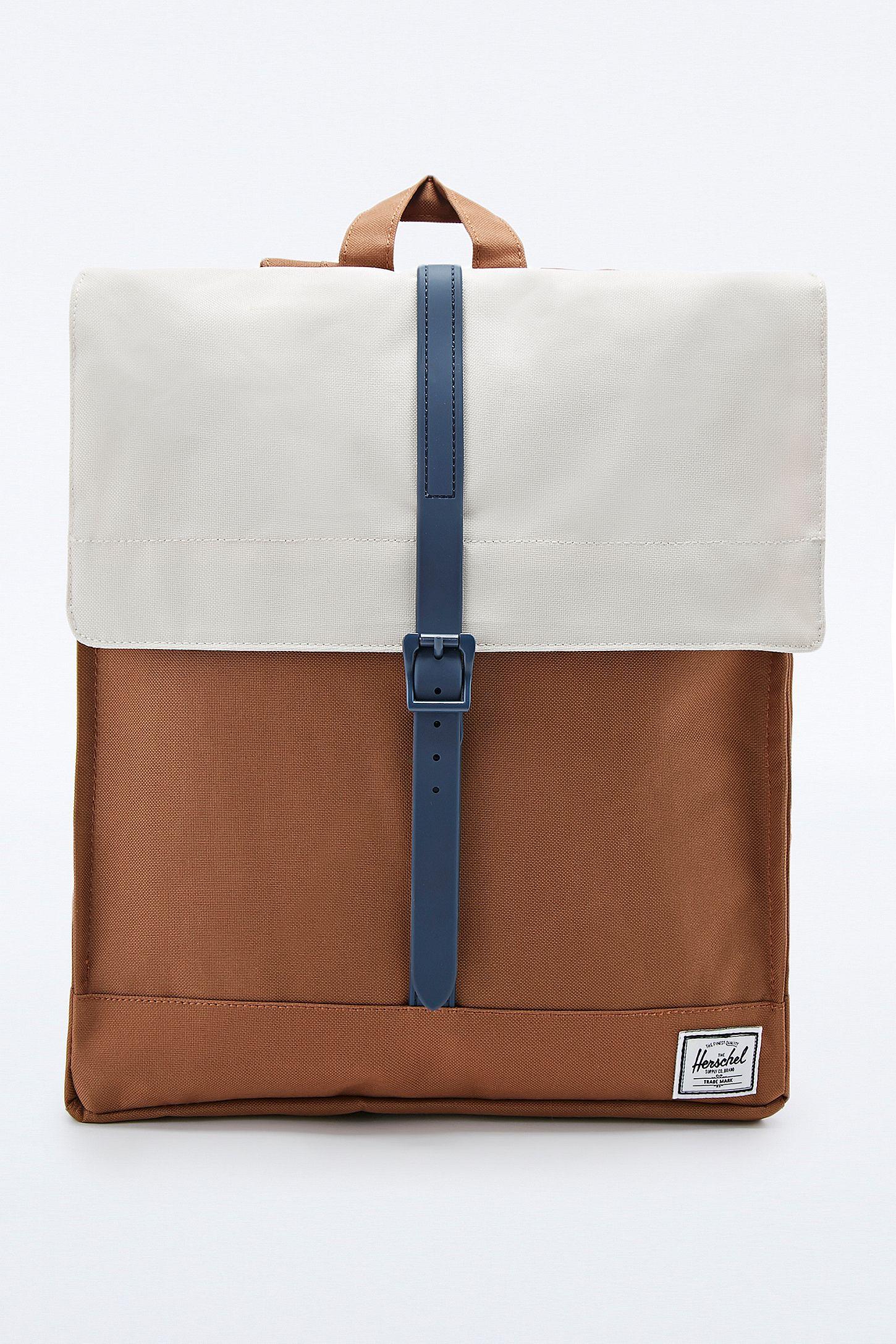 Herschel Supply co. City Backpack in Caramel  0556177e15d01