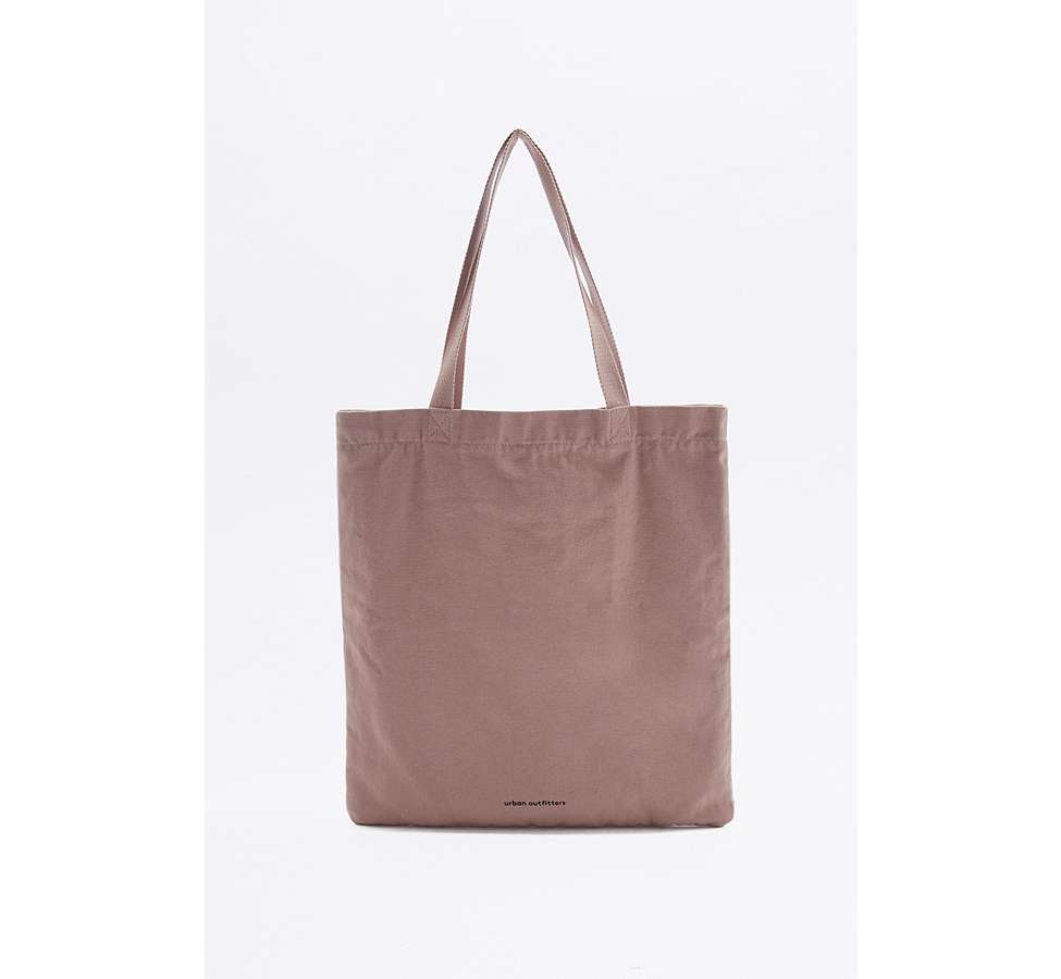 Slide View: 4: I Am Busy Canvas Tote