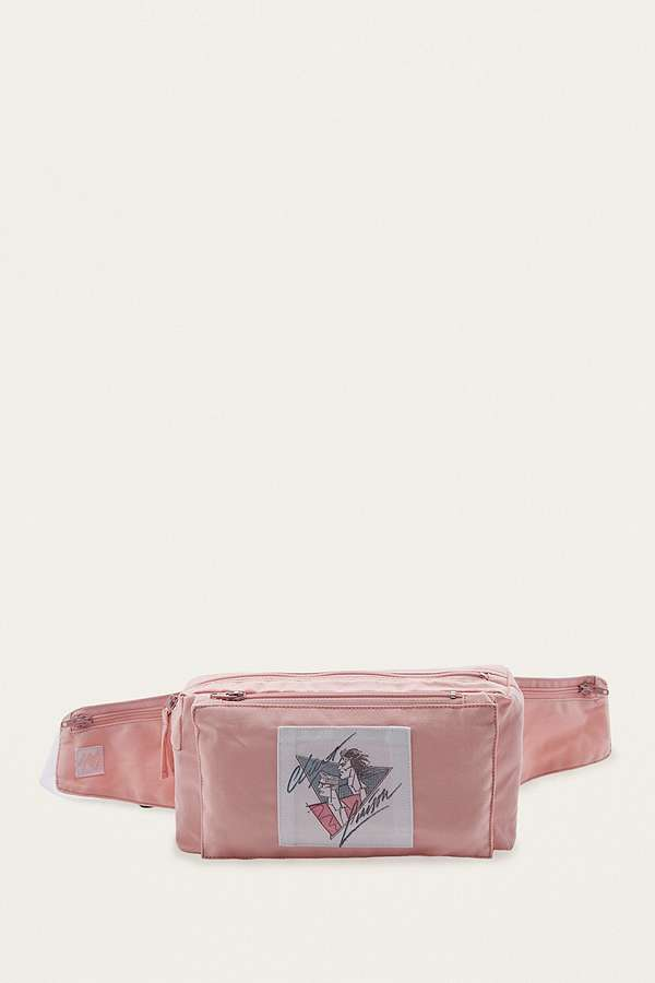 Slide View: 1: Client Liaison Sunkissed Coral Bum Bag