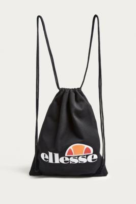 Ellesse Ronnau Logo Gym Sack Backpack – Womens ALL