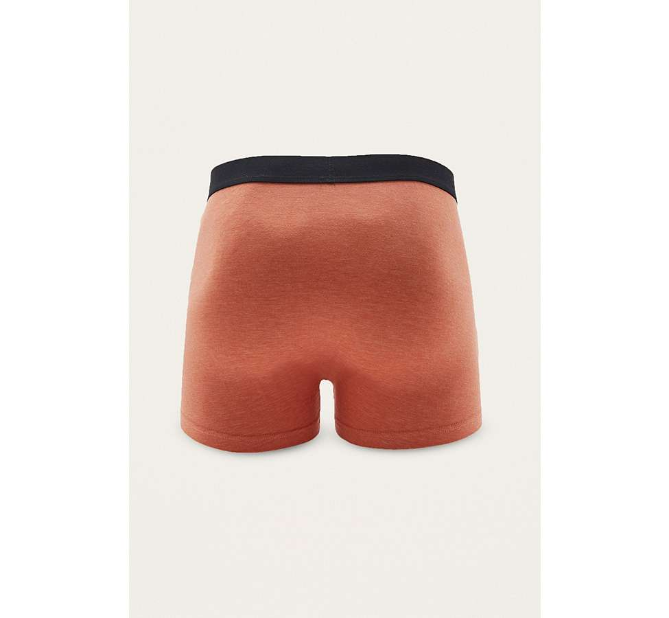 Slide View: 3: UO Matchstick Black Boxer Trunks Pack