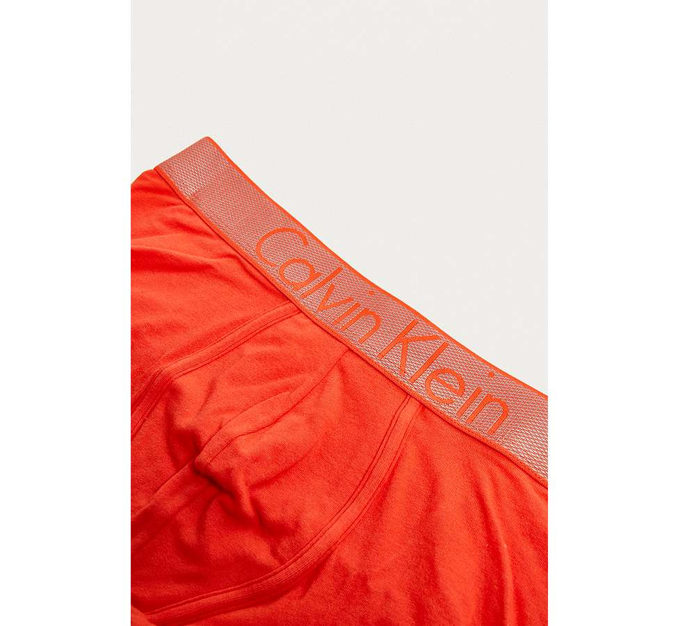 Slide View: 3: Calvin Klein - Boxer Intense Power orange