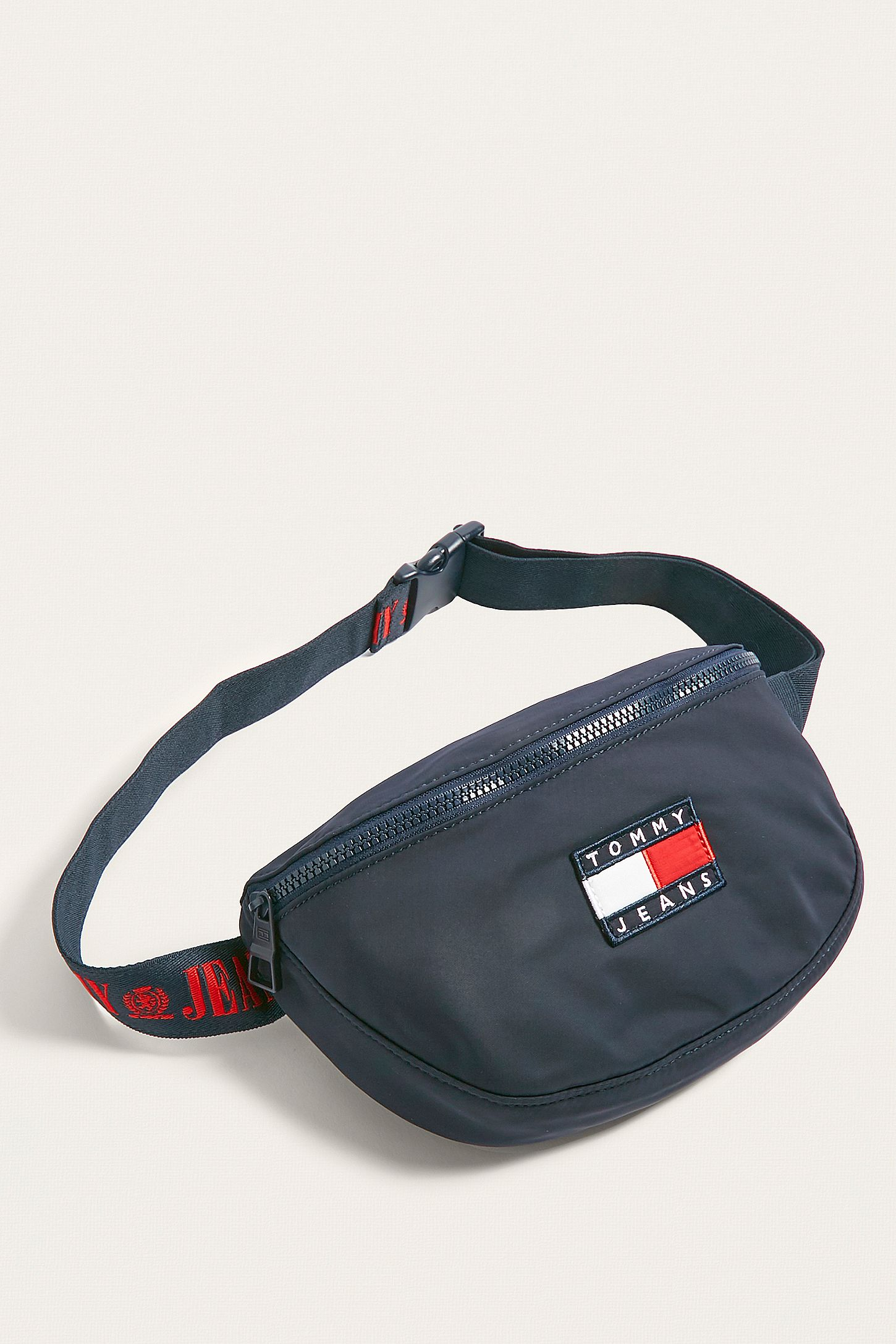 Tommy Jeans Navy Crossbody Bag. Click on image to zoom. Hover to zoom.  Double Tap to Zoom 1a71e2816d