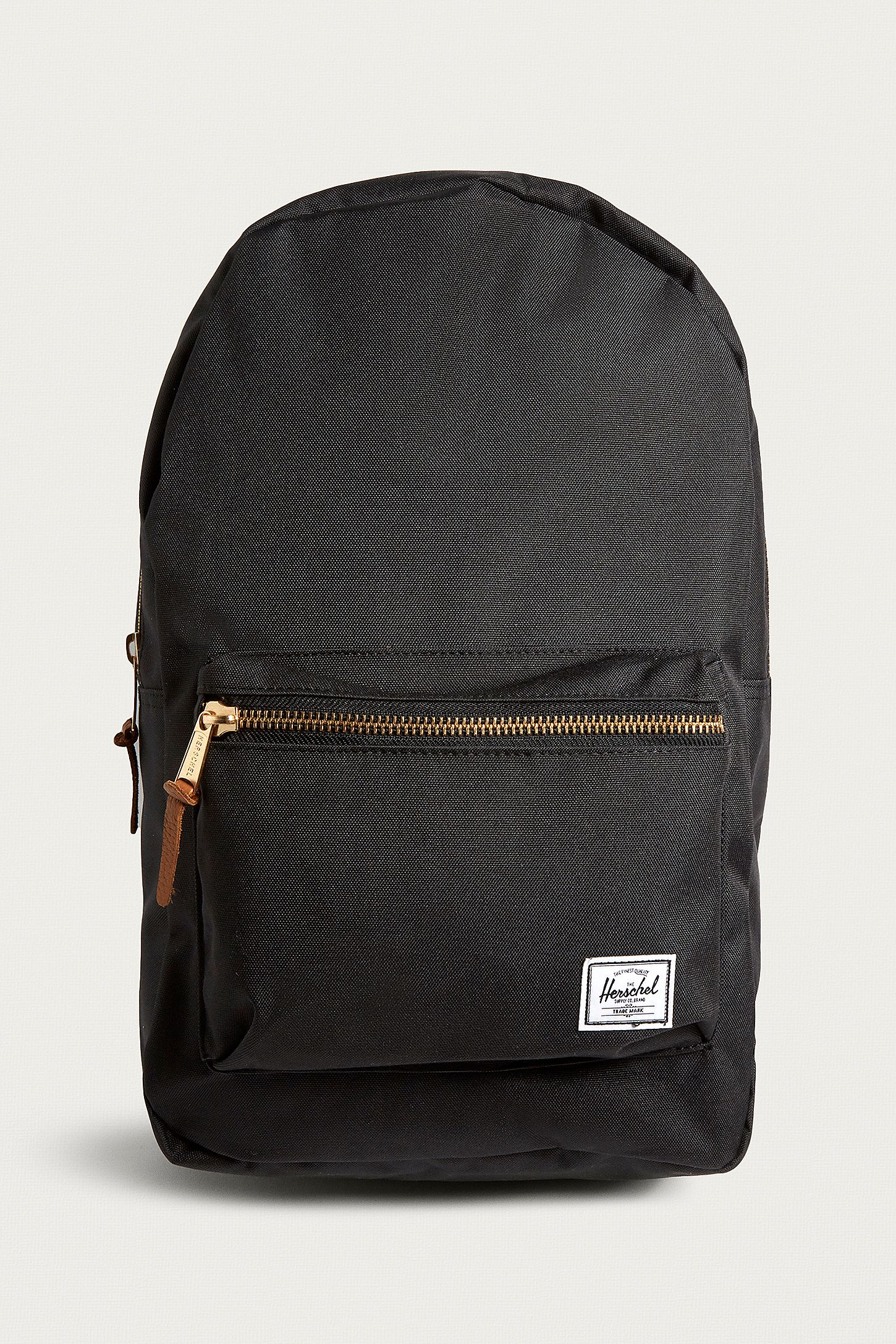 Herschel Supply Co. Settlement Black Backpack   Urban Outfitters UK 9026777237