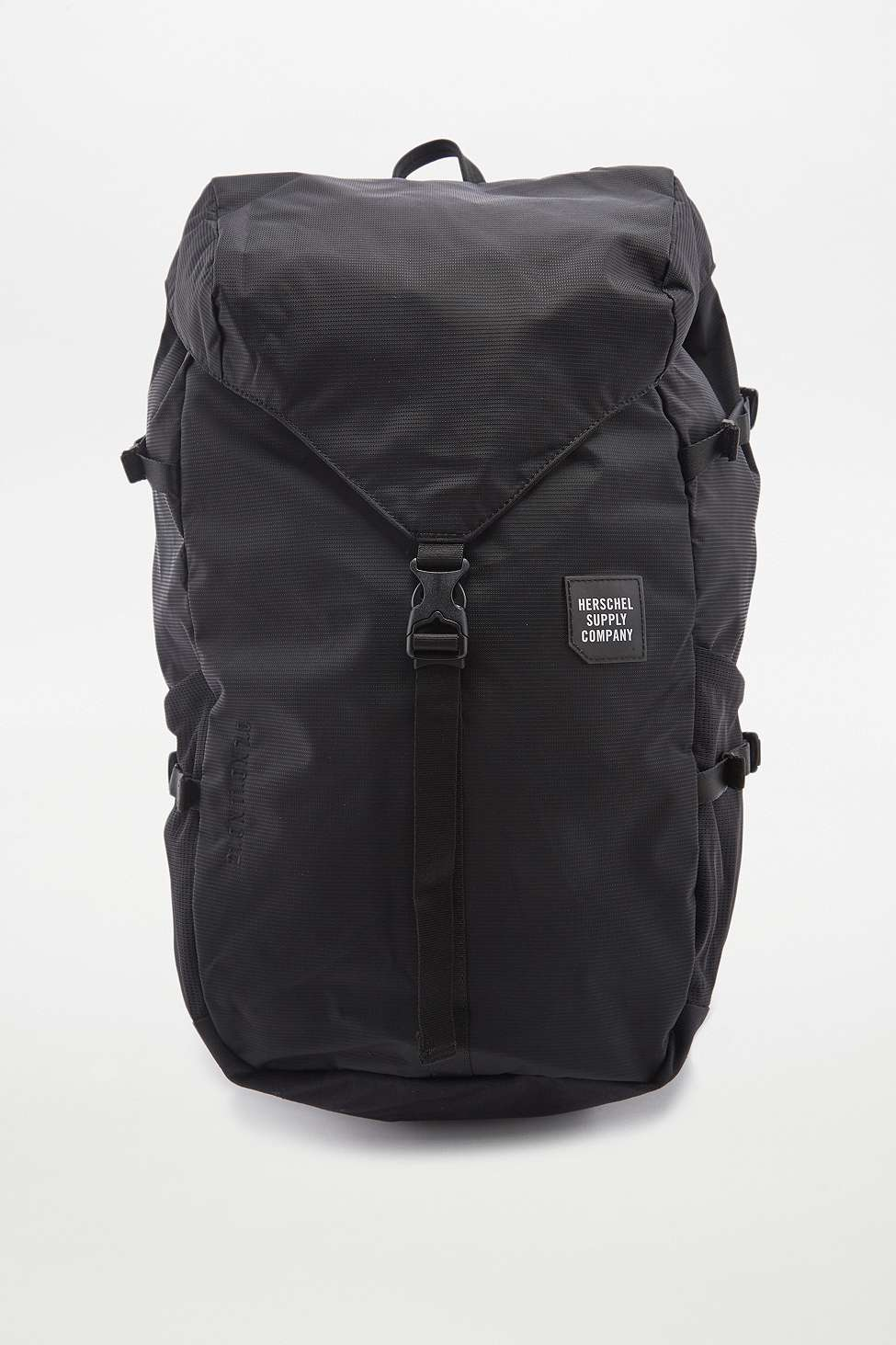 Herschel Supply co. Barlow Large Black Backpack | Urban Outfitters