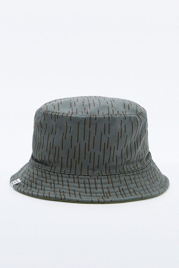44dadad26dd Herschel Supply co. Lake Reversible Rain   Camo Bucket Hat